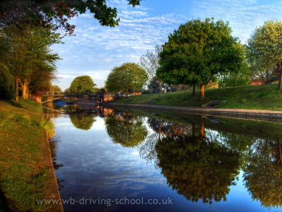 Royal Military Canal - Hythe, Kent